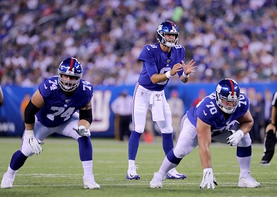 Giants vs Bears How to live stream
