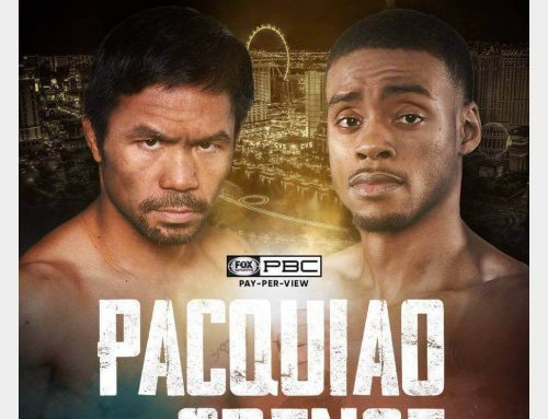 Manny Pacquiao Vs Errol Spence Jr. going to fight on August 21,2021