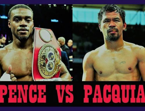 Pacquiao Vs Spence set to be at Las Vegas on August 21st | Update | News.
