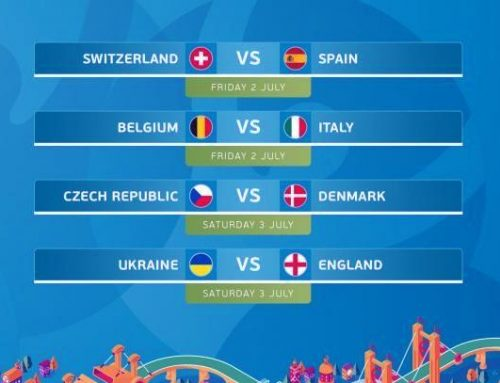 Which team will Play UEFA EURO 2021 Quarter Final? | Schedule