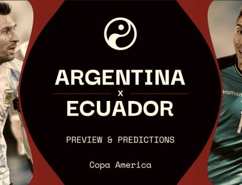 Argentina Vs Ecuador a fight to reach one step ahead to the title | Copa America 2021.