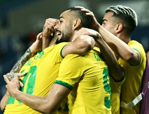 Olympic Football: Brazil is in the final | Olympic Games 2020.